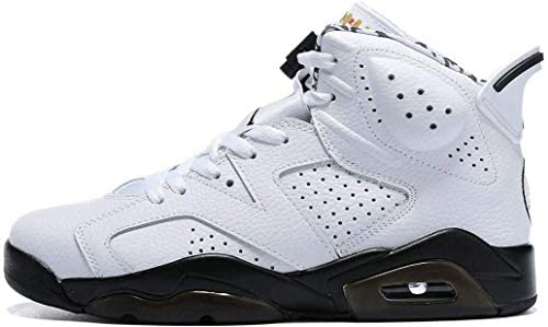 vfvfvf Men's AIR 6 Retro OG Casual Classic Fearless Breathable High-top Shock Absorption Training Wear-Resistant Sneakers Professional Basketball Shoes Oklahoma City, Oklahoma