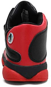 RINVEKA Kid's Basketball Shoes High-Top Sneakers Outdoor Trainers Durable Sport Shoes(Toddler/Little Kid/Big Kid) Aurora, Illinois