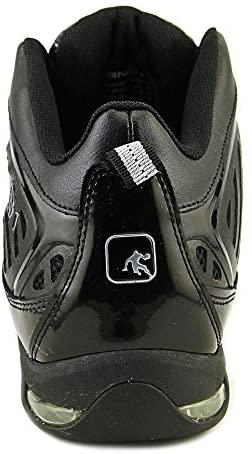 AND1 Mens Challenger Lightweight Sneakers Basketball Shoes Black 9.5 Medium (D) Boulder, Colorado