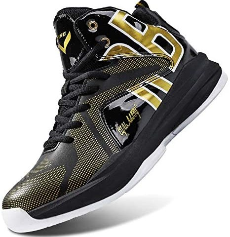 WETIKE Kid's Basketball Shoes High-Top Sneakers Outdoor Trainers Durable Sport Shoes(Little Kid/Big Kid) Berkeley, California