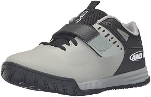 AND 1 Men's Tempest Low-M Basketball Shoe Detroit, Michigan