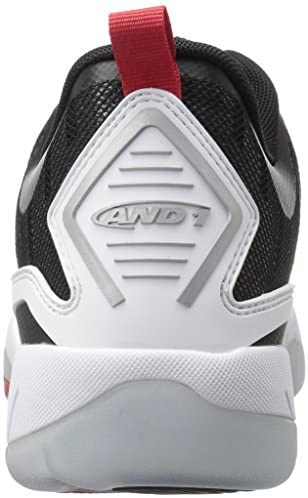 AND 1 Men's Vertical Basketball Shoe Syracuse, New York