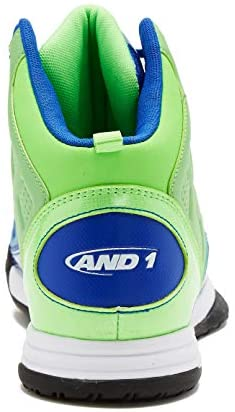 AND1 Kids Show Out Basketball Shoe Stockton, California