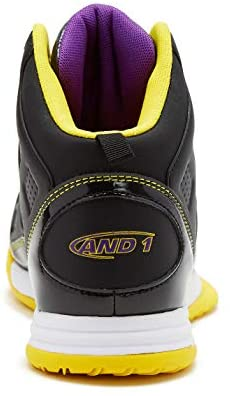AND1 Kids Show Out Basketball Shoe Columbus, Ohio
