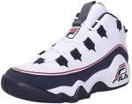 Fila Grant-Hill-1-Offset Sneakers Men's High Top Basketball Shoes Charlotte, North Carolina