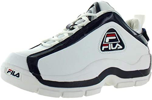 Fila Mens 96 Low Leather Logo Basketball Shoes Portland, Oregon