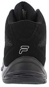 Fila Men's Contingent 4 Basketball Sneaker West Valley City, Utah