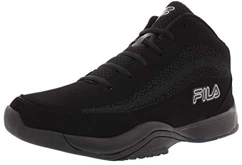 Fila Men's Contingent 4 Basketball Sneaker West Valley City, Utah