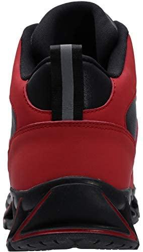 JOOMRA Men's Stylish Sneakers High Top Athletic-Inspired Shoes Jurupa Valley, California