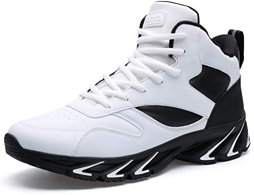 JOOMRA Men's Stylish Sneakers High Top Athletic-Inspired Shoes Abilene, Texas