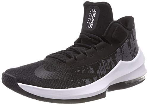 Nike Men's Air Max Infuriate 2 Mid Basketball Sneaker Newport News, Virginia