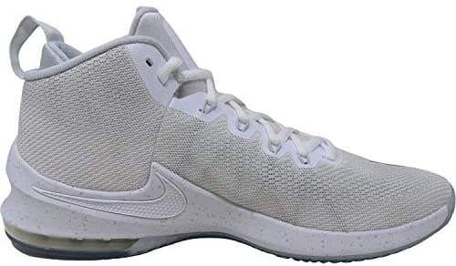 Nike Men's Air Max Infuriate Mid Basketball Shoe Baltimore, Maryland