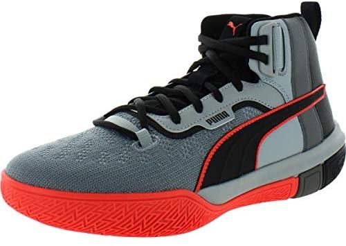 PUMA Mens Legacy Disrupt Basketball Casual Shoes, Santa Ana, California