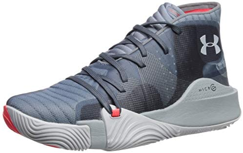 Under Armour Men's Spawn Mid Basketball Shoe Chicago, Illinois