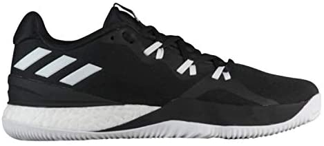 adidas Crazy Light Boost 2018 Black/White/CRB Basketball Shoes (DB1070) Vancouver, Washington