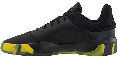 adidas Men's Pro Adversary 2019 Basketball CoreBlack/ActiveGold/LegendEarth Lincoln, Nebraska