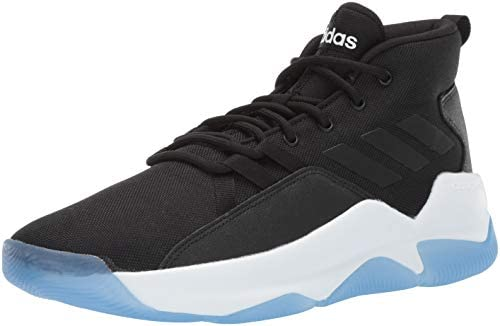 adidas Streetfire Black/White Basketball Shoes (F34966) Lexington, Kentucky