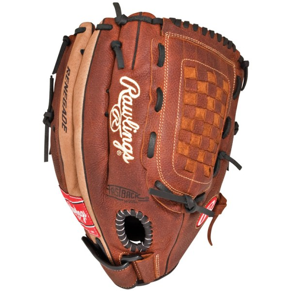 "Rawlings Renegade Series Softball Glove 14"" R140r"