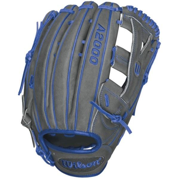 Wilson A2000 Yasel Puig Game Model Baseball Glove 12.75