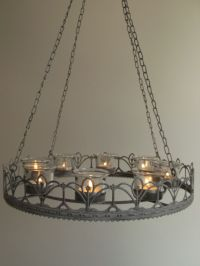 Hanging Candle Chandelier | www.imgkid.com - The Image Kid ...