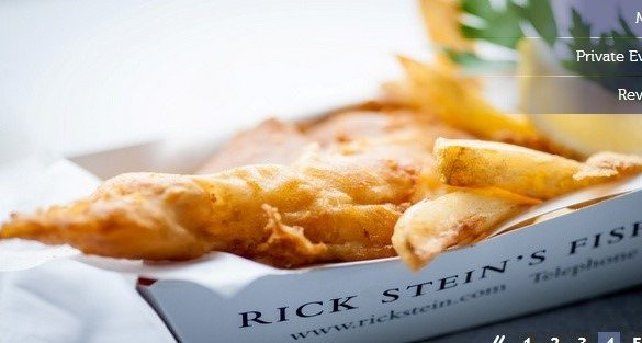 Fish and Chips Rick Stein