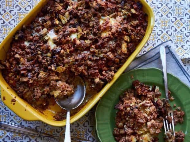 moussaka recipe