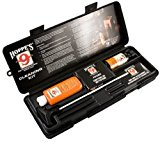 Hoppe's No. 9 Cleaning Kit with Aluminum Rod, .38/.357 Caliber, 9mm Pistol