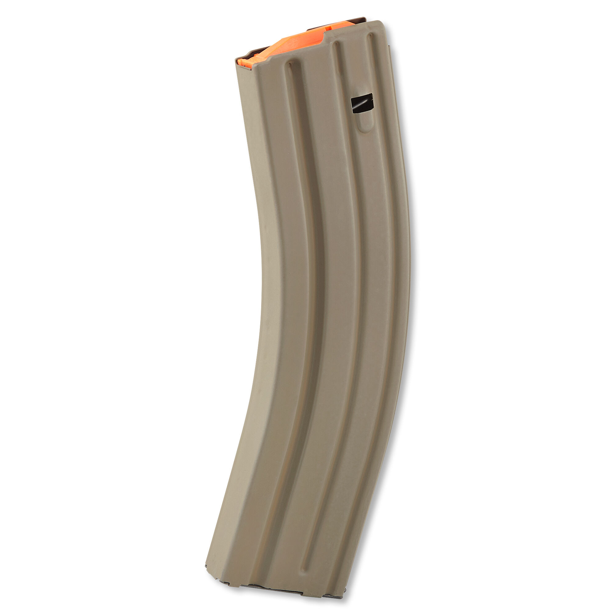 ASC AR-15 Magazine .223/5.56 40 Rounds Stainless Steel Flat Dark Earth 40-223-SS-FDE-O-ASC | Cheaper Than Dirt