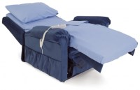 Pride 670 riser recliner bed chair