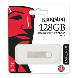Kingston the best usb drive 128G