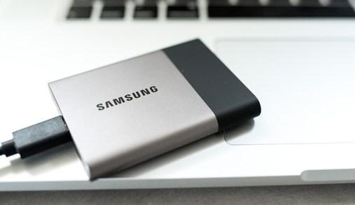 Samsung's T3 SSD