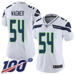 Nike Seahawks #54 Bobby Wagner White Women's Stitc cheap nfl football jerseys usa