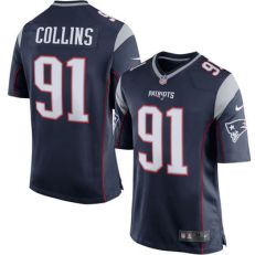 New England Patriots Nike Youth Game Jersey