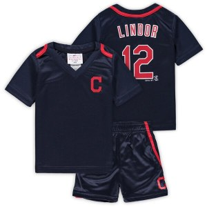 Newborn & Infant Cleveland Indians Francisco Lindo cheap baseball jerseys legit online