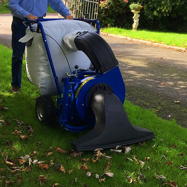 Yard Vacuums Leaf Shredders