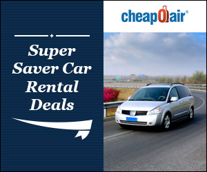 Drive Away with Rental Car Savings Today! Save upto $10 with Promo code RENTACAR