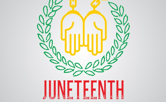 Happy Juneteenth Eat Soul Food Dance Your Heart Out
