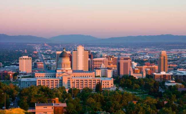 Best Weekend Ever Head To Salt Lake City Utah Or