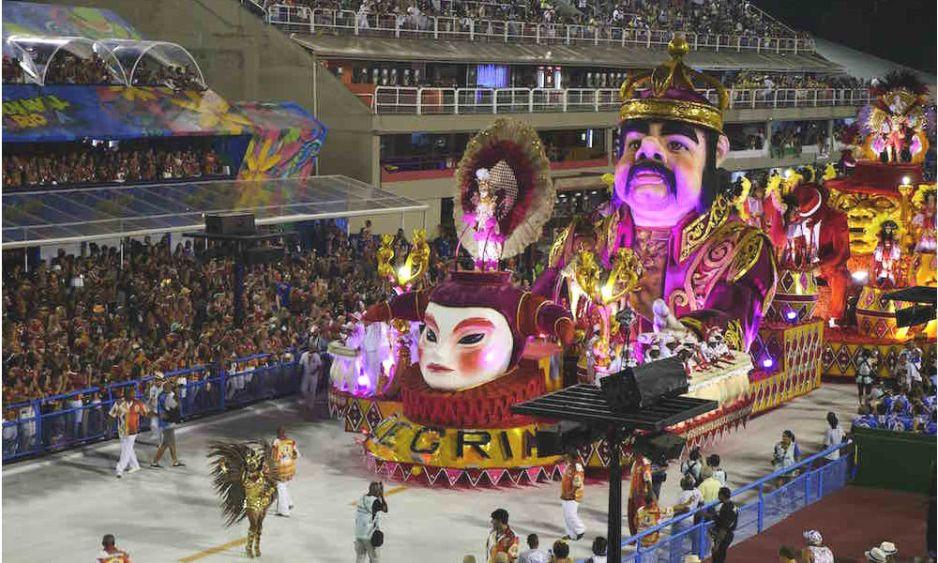 rio carnival parade edited