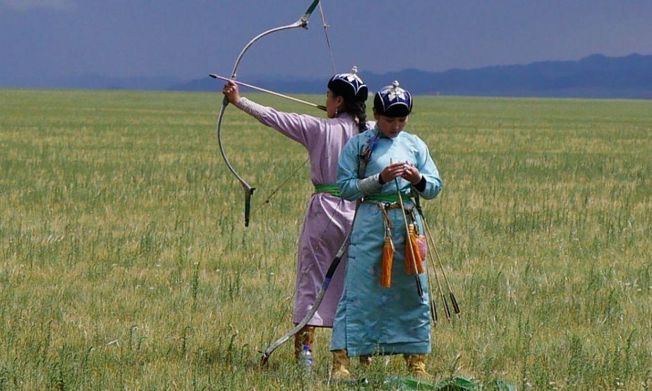 archers take aim