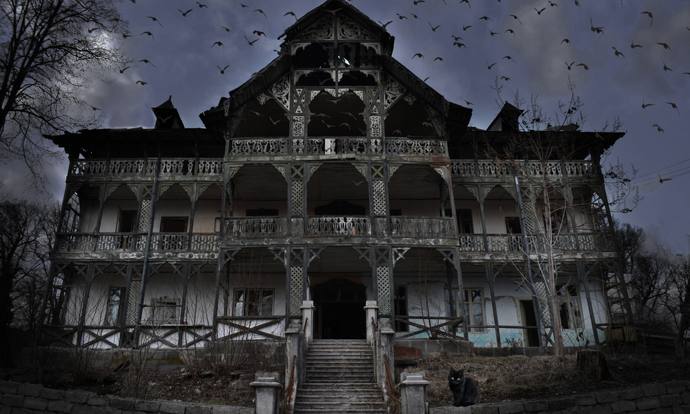 Haunted House Denver Tours