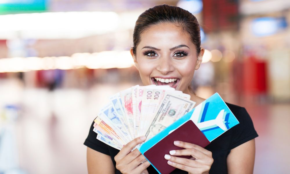 how to make money traveling even abroad