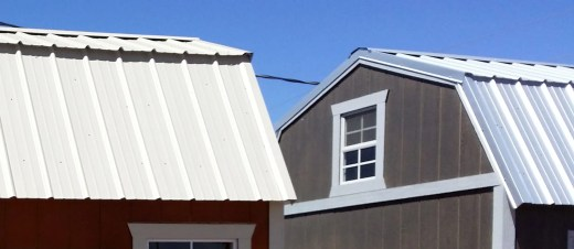 How To Install A Metal Roof Instead Of Shingles On Your Shed?