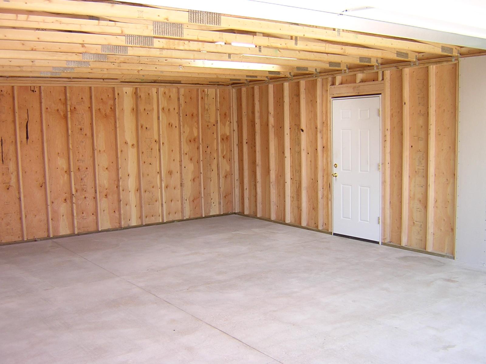 Garage photo galleries - Inside of a garage ...