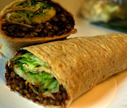 Lentil Wrap Recipe