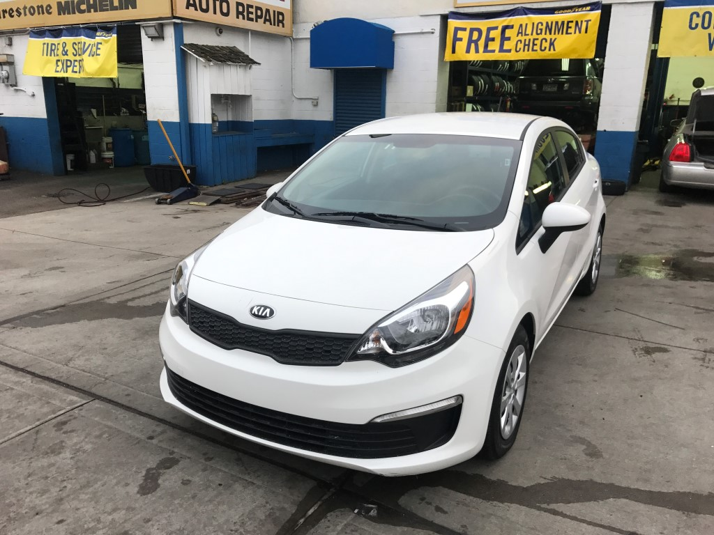 Used 2017 Kia Rio Lx Sedan 10 990 00