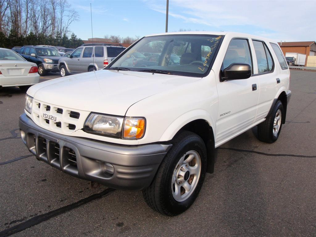 hight resolution of used car 2002 isuzu rodeo for sale in brooklyn ny
