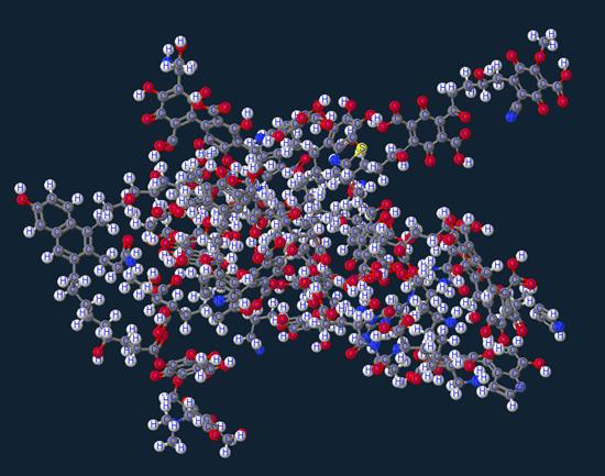 Dirt molecule