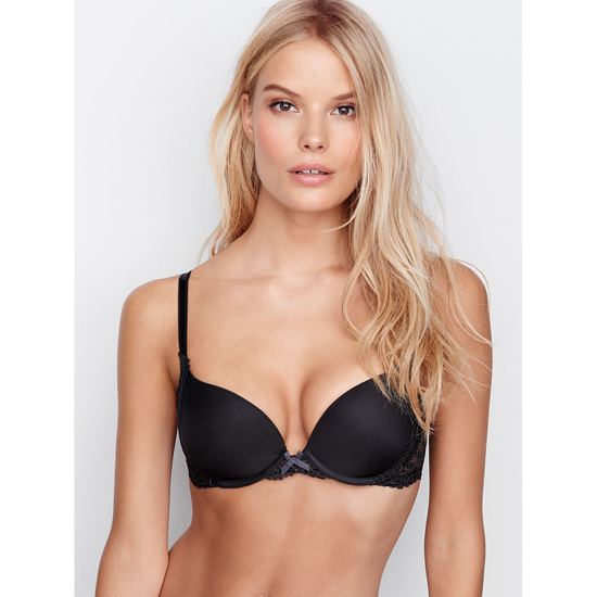 VICTORIAS SECRET Push Up Bra White Outlet Store
