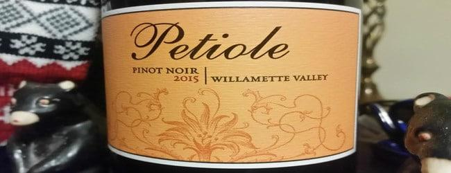 Petiole Willamette Valley Pinot Noir 2015